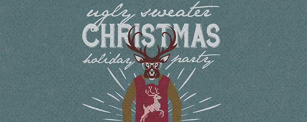 Zeponic Farms Ugly Christmas Sweater Dance Party