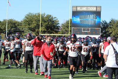 Tyler Legacy High School Football vs Garland Naaman Forest High School - PLAYOFFS by Jim Bauer