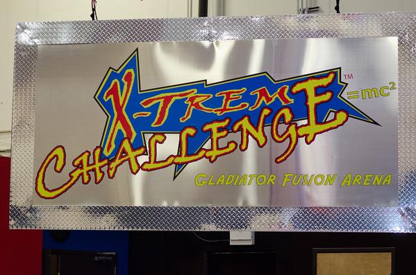 Coaches at X-Treme Challenge
