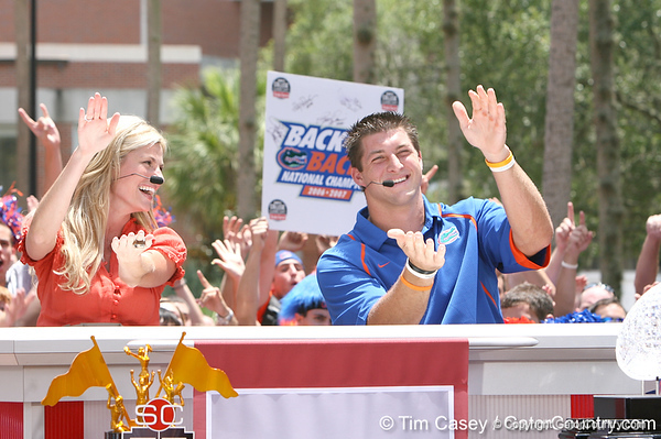 """Photo Gallery: ESPN's """"TitleTown USA"""" comes to Gainesville"""