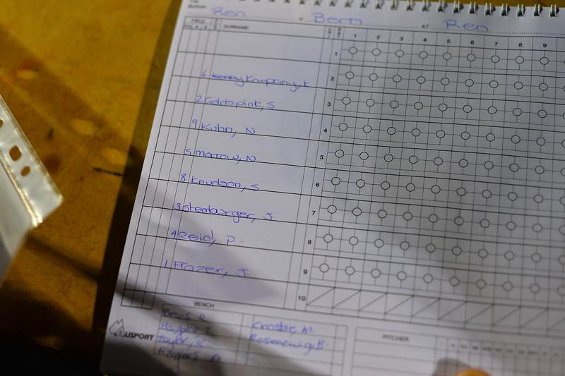 """A"" Grade Renmark v Berri (Round 4)"