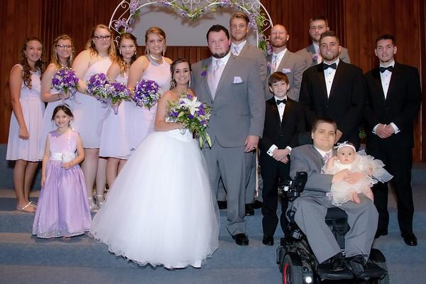 2017-07-01 - Kayla and Dakota Beech Wedding