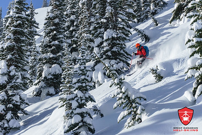 February 14, 2018 Great Canadian Heli-Skiing Guide Photos