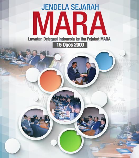 Lawatan Delegasi Indonesia Ke ibu Pejabat MARA