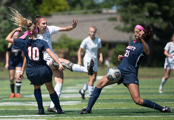 Shrine v Liggett, Soccer District, 6-2-18