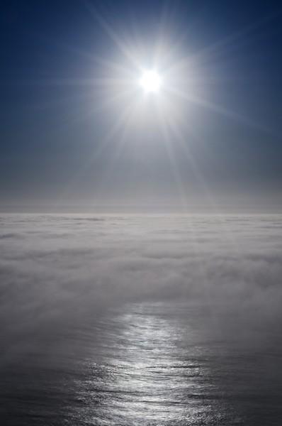 Above the Clouds, Sonoma Coast, California
