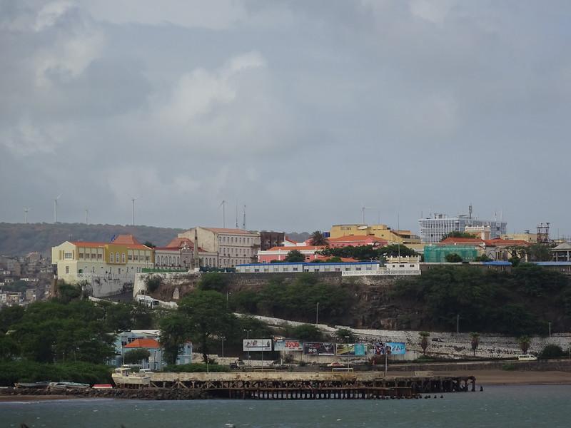 016_Santiago Island. Praia. The Plateau.JPG