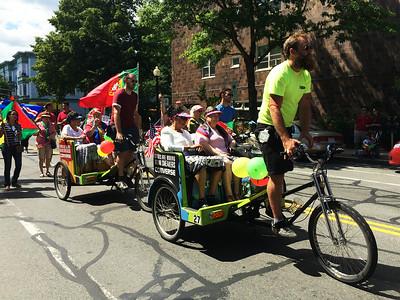2014 Boston Portuguese Festival Parade