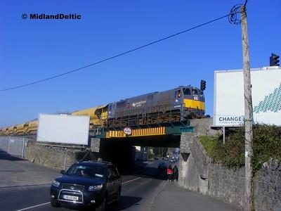 Portlaoise (Rail), 21-04-2015