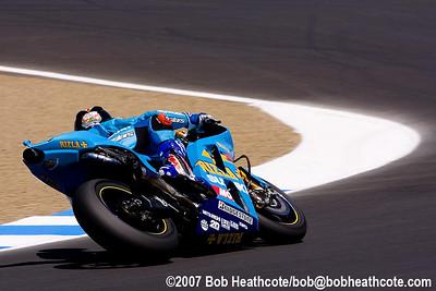 2007 MotoGP Laguna Seca Sunday