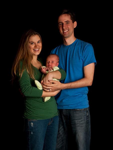 Owen 4 Weeks Old