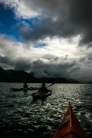 Wood Tikchik Kayaking Trip 2012