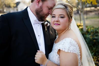 Taylor and John Roy's Wedding