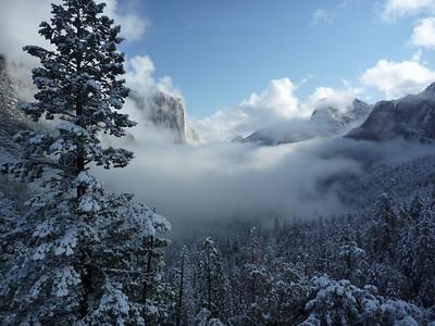 201104 Yosemite Scenery