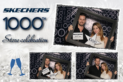 Skechers 1000th store