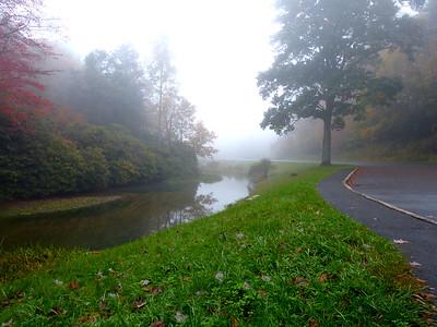 Blue Ridge Parkway 2014