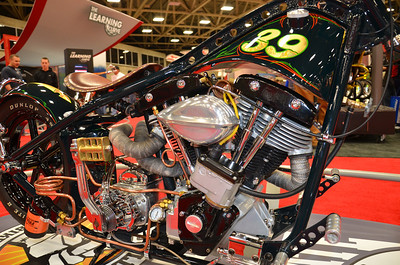 International Motorcycle Show Dallas 2011
