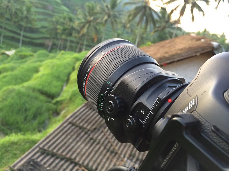 24 mm Tilt-shift, ma nouvelle optique préférée.
