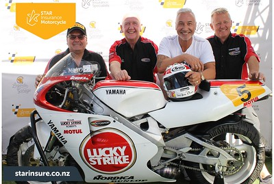 Mike Pero MotoFest 2020 with Star Insurance (Sat 7th)