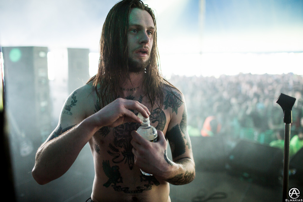 Lawrence of While She Sleeps