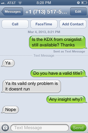 KDX Galleries