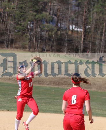 Liberty vs Fallsburg Softball