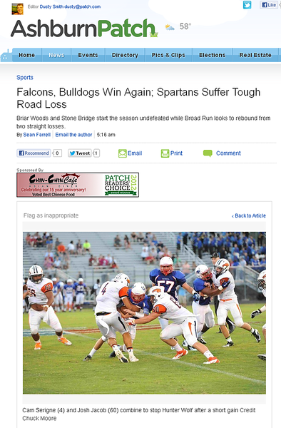 2012-09-09 -- Falcons, Bulldogs Win Again; Spartans Suffer Tough Road Loss (2).png