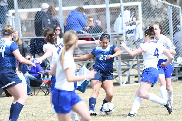 JV Girls Soccer vs Seward