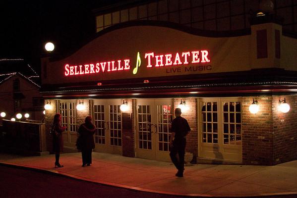 Sellersville 11/26/09