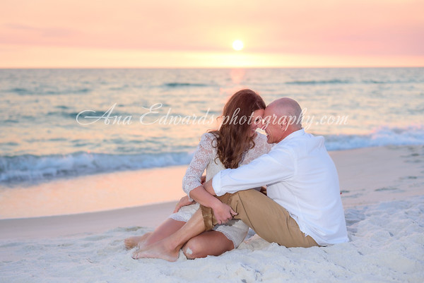 Mr. and Mrs. Cooper  |  Panama City Beach