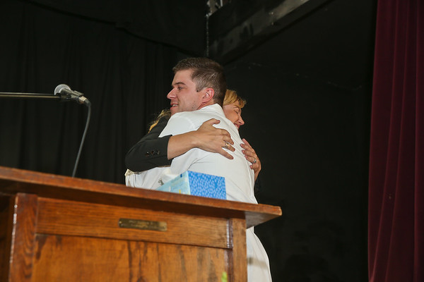 2017 MPAS White Coat Ceremony Event
