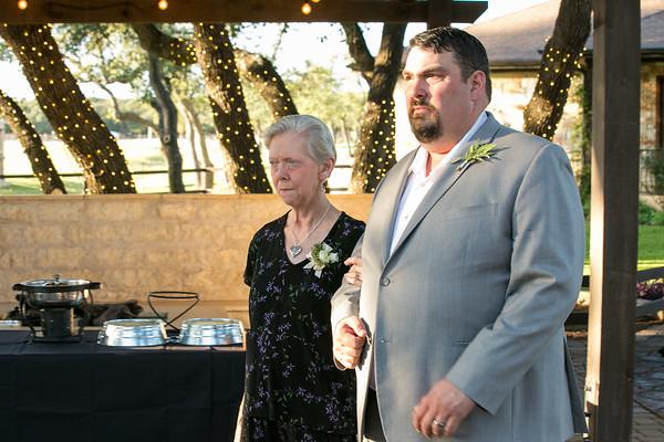 Chris Melissa Ceremony