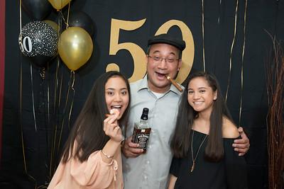 Ray's 50th Birthday - 2017