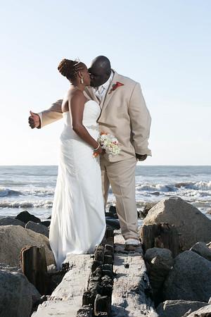 Dwayne and Alissas Sunrise Wedding