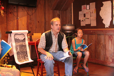 Children's Story Time at Kuipers Family Farm