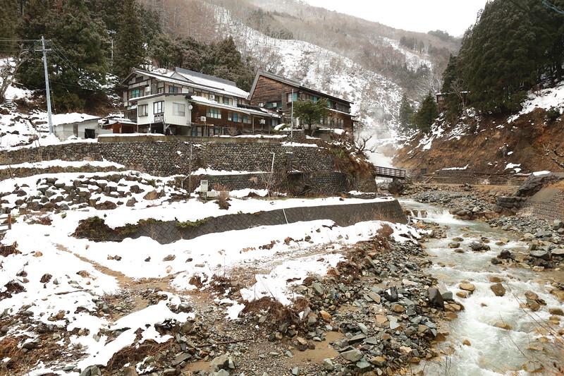 Mountain Onsen - Yudanaka
