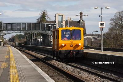 Portlaoise (Rail), 15-03-2016