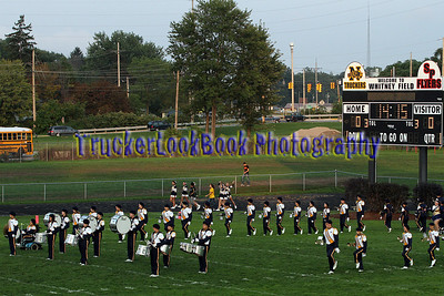 2011 Blue Pride Marching Band
