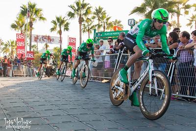 La Vuelta 2015 - Puerto Banus - Marbella
