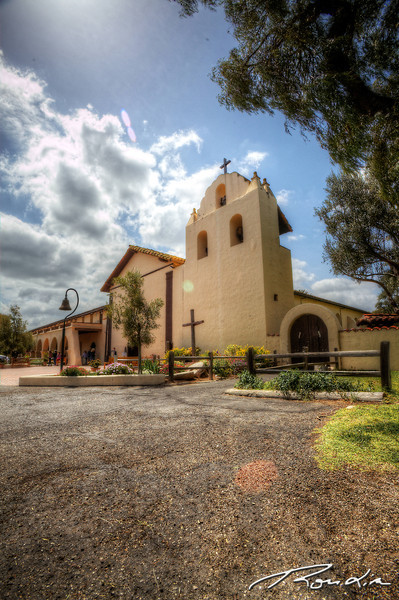 Mission Santa Inés - Solvang