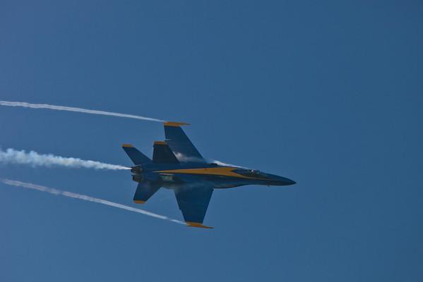 Blue Angels, Ocober 2011