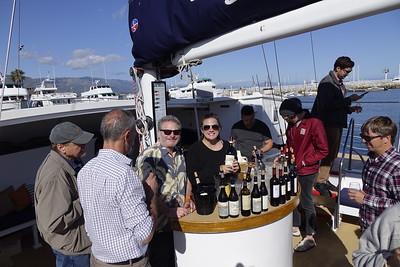 Santa Barbara Wine Tasting 5-19