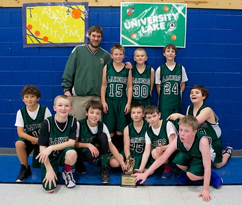 Middle School Bball 2013