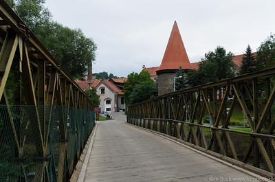 Český Krumlov - Unesco town