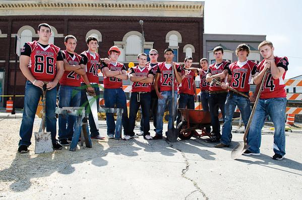 2014 Football Team Wraps