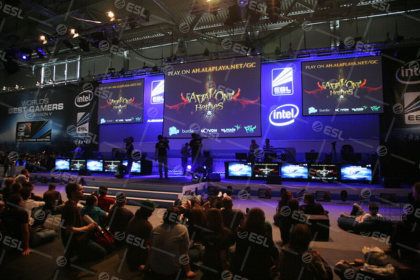 Intel Extreme Masters Global Challenge Cologne 2010