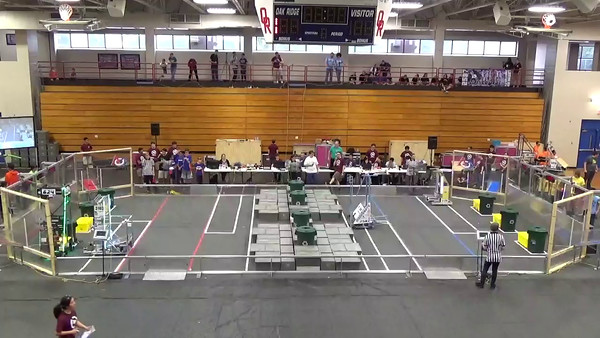 Houston Robot Remix Match Videos 2015