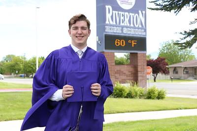 Ian Langston {Graduation}