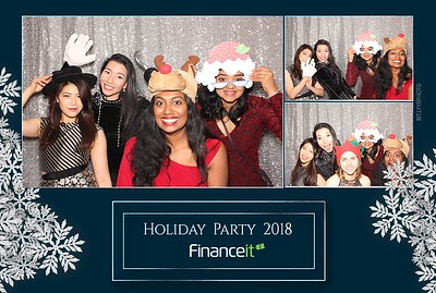 Finance It Holiday Party 2018