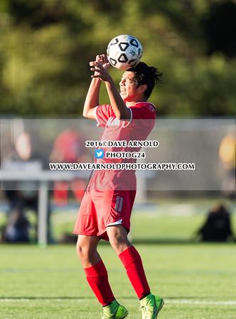 10/4/2016 - Boys Varsity Soccer - Salem vs Medford